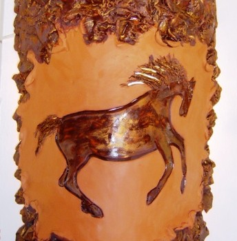 The Horse. The Warrior Spirit
